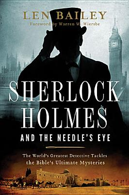 Image for SHERLOCK HOLMES AND THE NEEDLE'S EYE