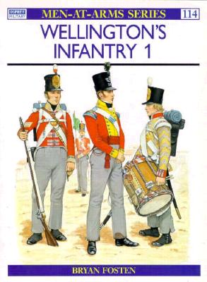 Image for Wellington's Infantry 1