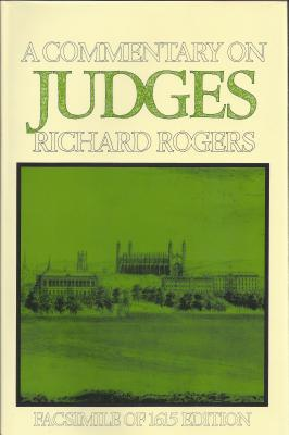 Image for A Commentary on Judges (16th-17th Century Facsimile Editions)