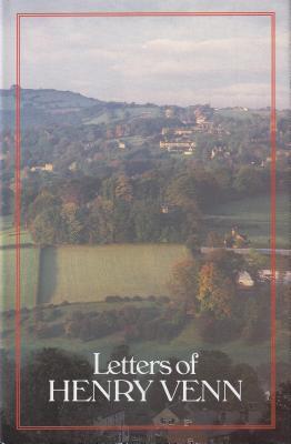 Letters of Henry Venn, Henry Venn