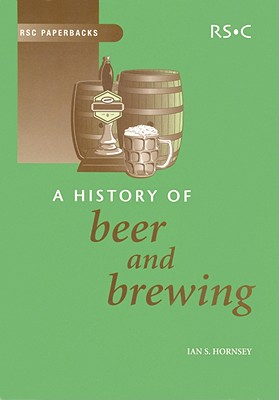 Image for A History of Beer and Brewing (RSC Paperbacks)