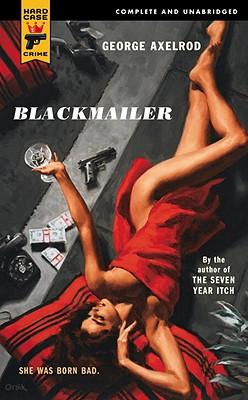 Image for Blackmailer (Hard Case Crime)