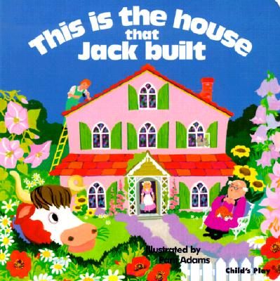 This Is the House That Jack Built (Classic Books), Adams, Pam