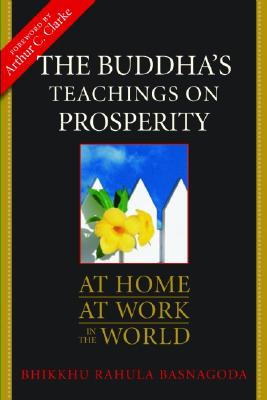 Image for Buddha's Teachings on Prosperity: At Home, At Work, in the World