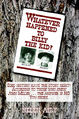 Whatever Happened to Billy the Kid, Helen Airy