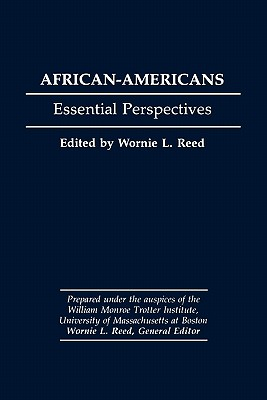 Image for African-Americans: Essential Perspectives