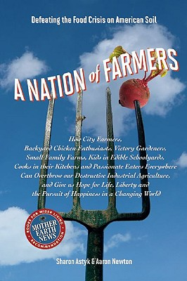 Image for A Nation of Farmers: Defeating the Food Crisis on American Soil