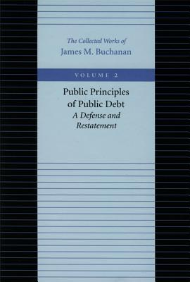 Image for Public Principles of Public Debt (Collected Works of James M. Buchanan)