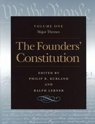 Image for The Founders' Constitution (5 Volume Set)