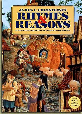 Image for Rhymes & Reasons: An Annotated Collection of Mother Goose Rhymes