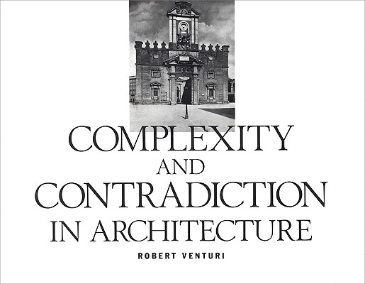 Image for Complexity and Contradiction in Architecture