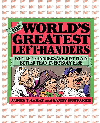 Image for WORLD'S GREATEST LEFT-HANDERS : WHY LEFT