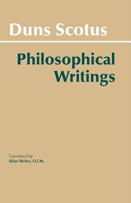 Image for Duns Scotus - Philosophical Writings: A Selection