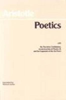 Image for Poetics: With the Tractatus Coislinianus, Reconstruction of Poetics II, and the