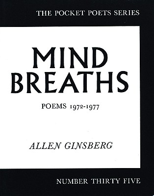 Image for Mind Breaths: Poems 1972-1977 (City Lights Pocket Poets Series)