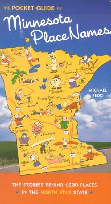 Image for Pocket Guide to Minnesota Place Names