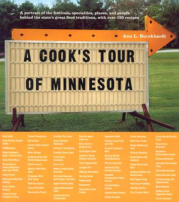 Image for A Cook's Tour of Minnesota