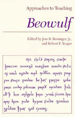 Beowulf (Approaches to Teaching World Literature (Paperback))