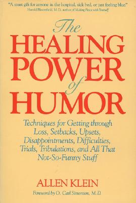 Image for The Healing Power of Humor