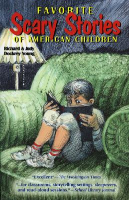 Image for FAVORITE SCARY STORIES OF AMERICAN CHILDREN
