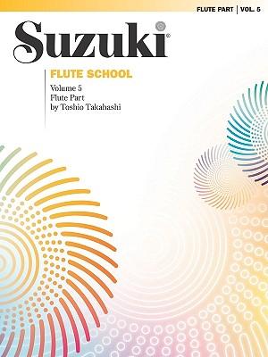 Suzuki Flute School, Flute Part Volume 5