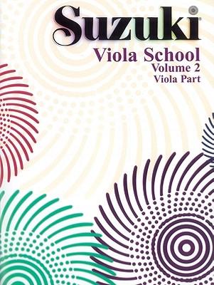 Suzuki Viola School, Vol 2: Viola Part