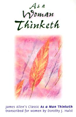 Image for As a Woman Thinketh