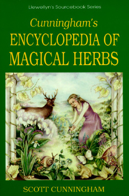 Image for Cunningham's Encyclopedia of Magical Herbs (Llewellyn's Sourcebook Series) (Cunningham's Encyclopedia Series)