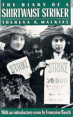 Image for The Diary of a Shirtwaist Striker (Literature of American Labor)