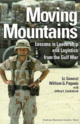Image for Moving Mountains  Lessons in Leadership and Logistics from the Gulf War