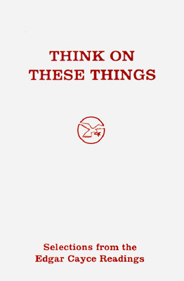 Image for Think on These Things