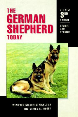 The German Shepherd Today, Strickland, Winifred Gibson