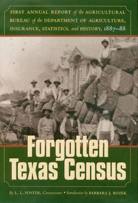 Image for Forgotten Texas Census