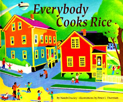 Image for EVERYBODY COOKS RICE