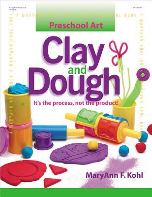 Image for Preschool Art: Clay & Dough