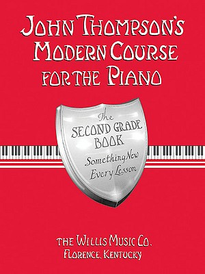 Image for John Thompson's Modern Course for the Piano - Second Grade (Book Only)