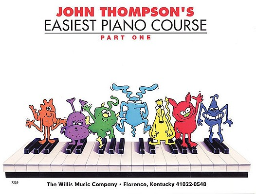 Image for John Thompson's Easiest Piano Course Part 1