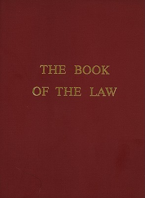 Book of the Law, Crowley, Aleister