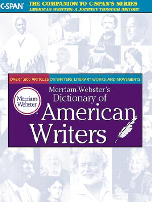 Image for Merriam-Websters Dictionary of American Writers