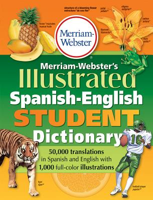 MERRIAM-WEBSTER'S ILLUSTRATED SPANISH-EN, MERRIAM-WEBSTER (COR