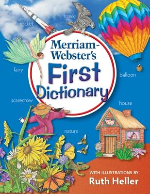 MERRIAM-WEBSTER'S FIRST DICTIONARY, MERRIAM-WEBSTER (COR