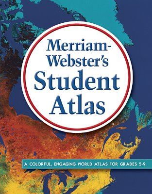 Image for Merriam-Webster's Student Atlas (World Atlas)