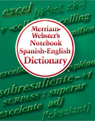 Image for Merriam-Webster Spanish and English Notebook Dictionary (English and Spanish Edition)
