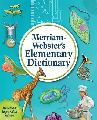 MERRIAM-WEBSTER'S ELEMENTARY DICTIONARY, MERRIAM-WEBSTER