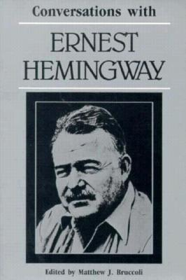 Image for Conversations with Ernest Hemingway (Literary Conversations Series)