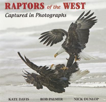 Raptors of the West: Captured in Photographs, Davis, Kate