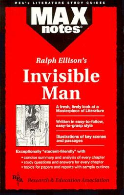 Image for Invisible Man (MAXNotes Literature Guides)