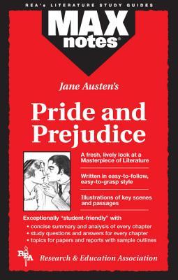 Image for Pride and Prejudice  (MAXNotes Literature Guides)