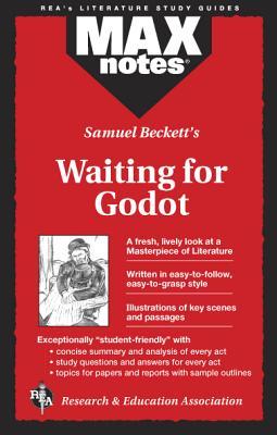 Waiting for Godot  (MAXNotes Literature Guides), Wilensky, Rita; English Literature Study Guides