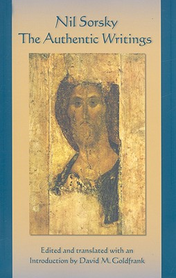Image for Nil Sorsky: The Authentic Writings (Cistercian Studies series)